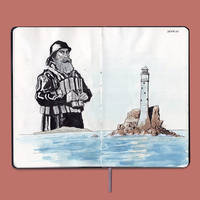 Sailor and Lighthouse
