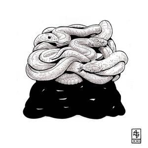Inktober 2021 4 Knot