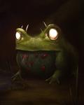 F*cking frog.