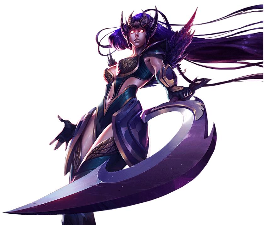 renders League Of Legend  Diana_darkvalkyrie_skin_by_bladeiiii-d5cq8m0