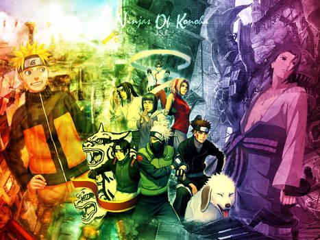 Ninjas Of Konoha