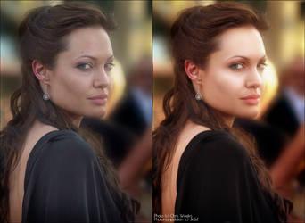 Angelina Jolie Photomanip