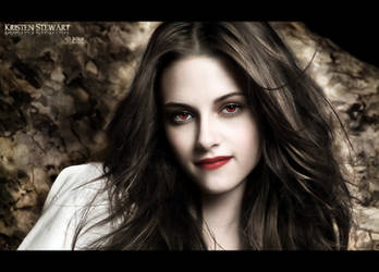 Stewart became a vampire
