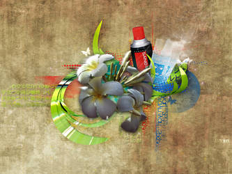 Spray my Spring by Fharel