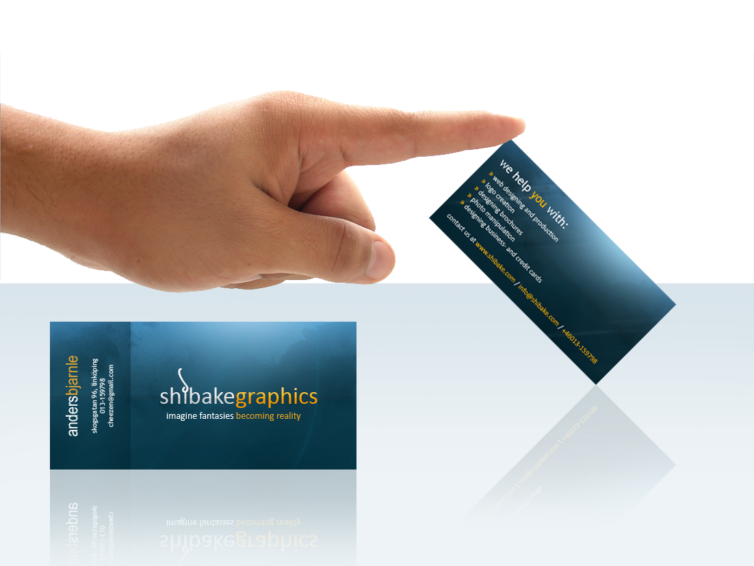 Cheezen Business Card 1 by Cheezen