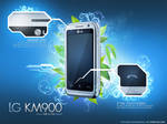 LG KM900 by Cheezen