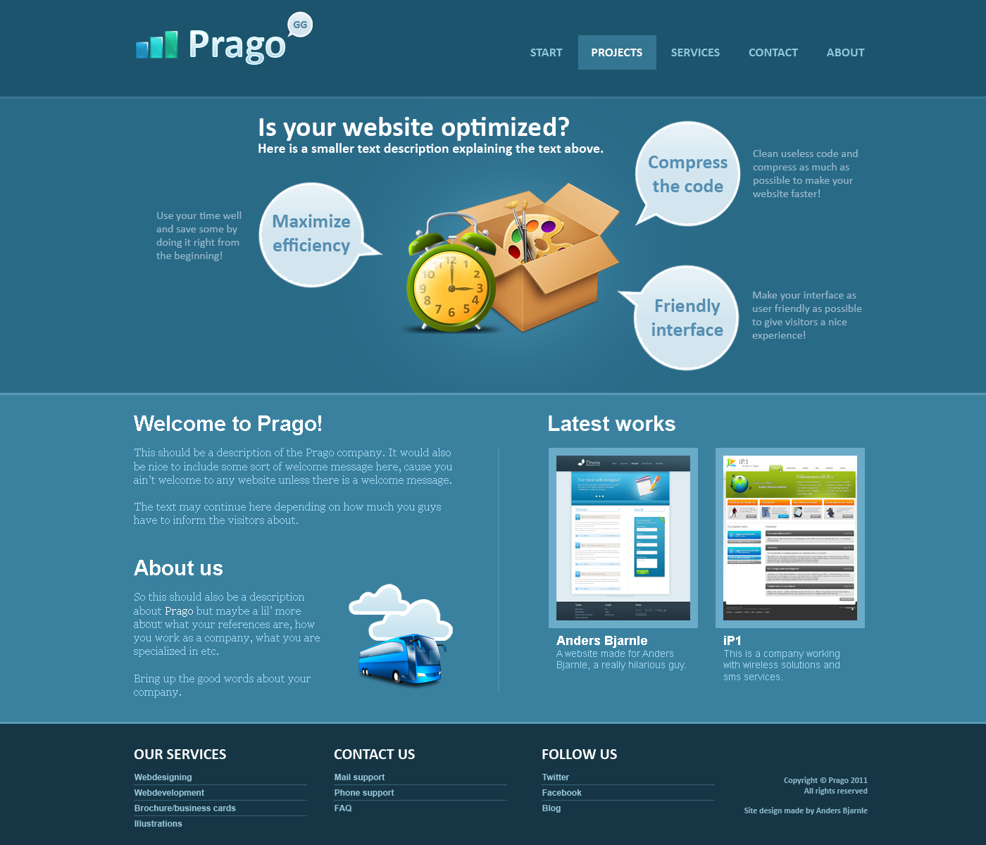 Prago by Cheezen