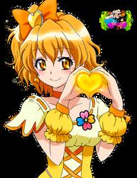 Render- anime girl