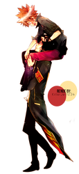 Render- katekyo hitman reborn by KillerJeff234