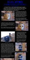 Blue Spirit Mask Tutorial