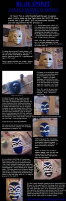 Blue Spirit Mask Tutorial