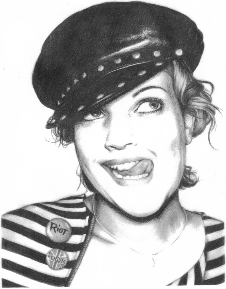Drew Barrymore by Ifcha1984