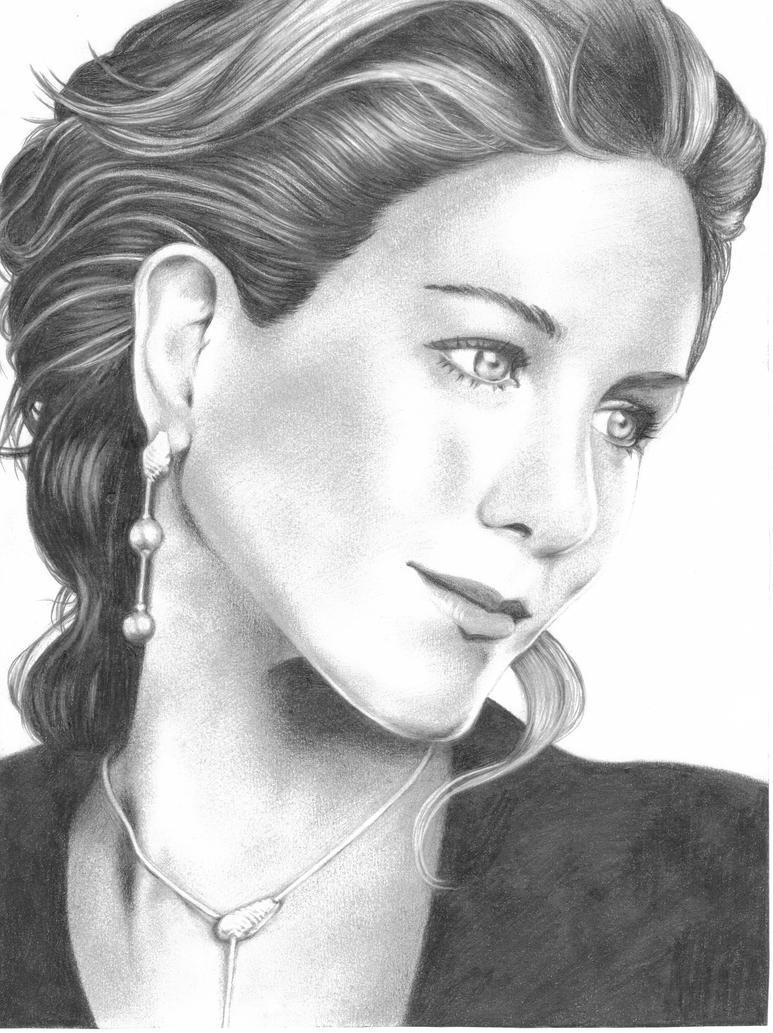 Jennifer Aniston by Ifcha1984