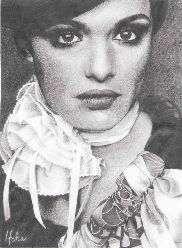 Rachel Weisz by Ifcha1984