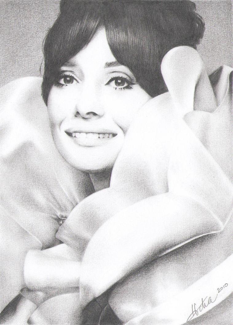 Audrey Hepburn I by Ifcha1984