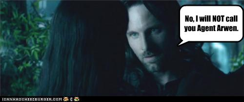 Arwen Chose the Matrix by ladyAlyafaelyn