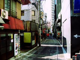 Japanese Alley by Jadira87