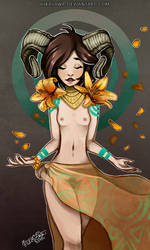 Bloom Ritual by Hikasawr