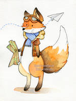 Aviator Fox