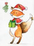 Merry Foxmas