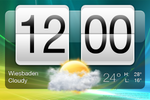 HTC Sense Clock PSD