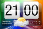 HTC Sense Clock 2.0 PSD