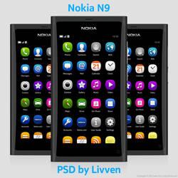 Nokia N9 PSD