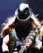 Zakk Wylde by Sky-Rose