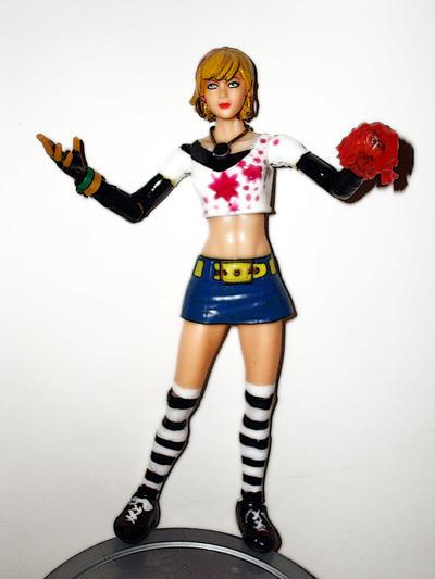 Tabitha- Figure Repaint by akatheToad