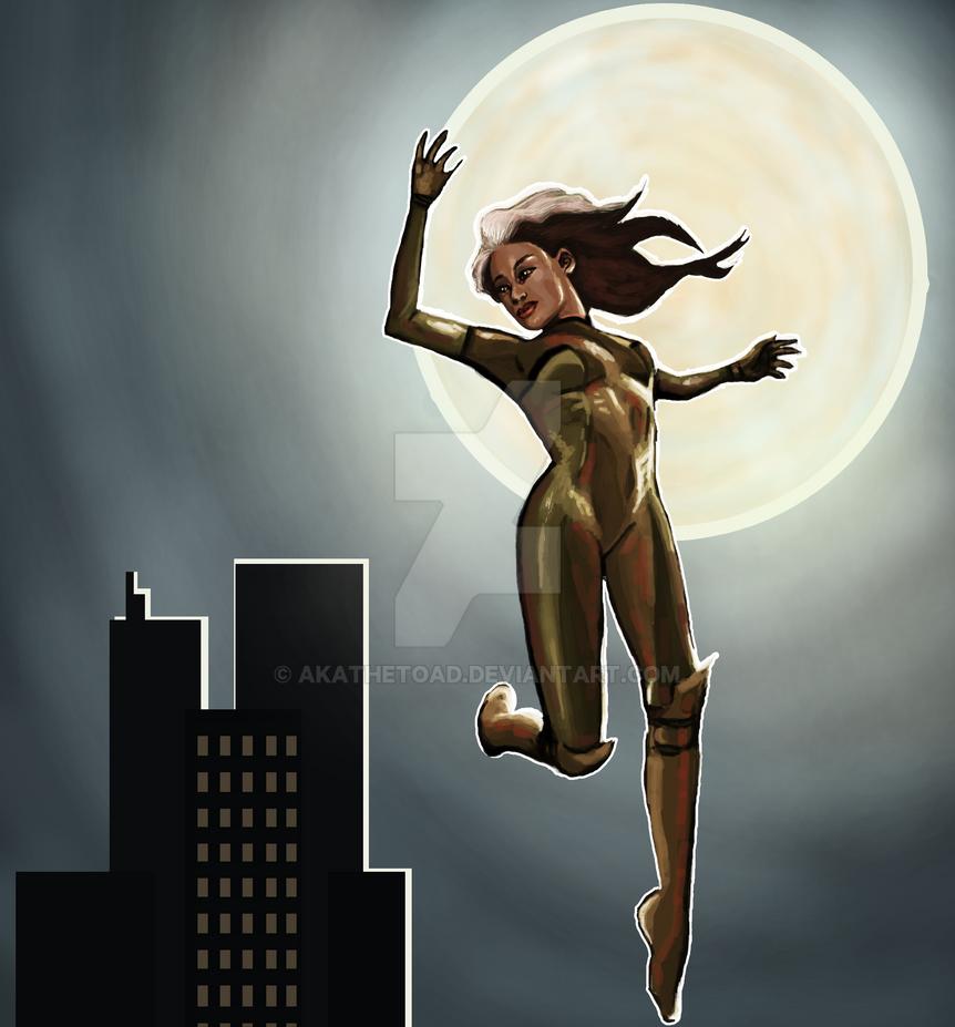 Moonlight by akatheToad