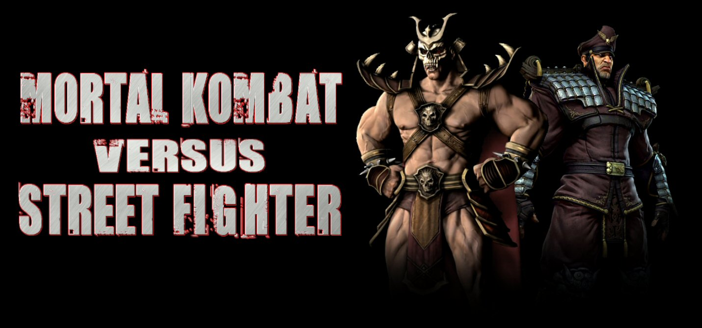 Mortal Kombat Vs Street Fighter By Ultimate Savage On Deviantart