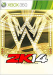 WWE 2K14 cover (unfinished)