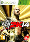 WWE 2K14 cover