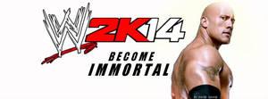 WWE 2K14 banner for facebook