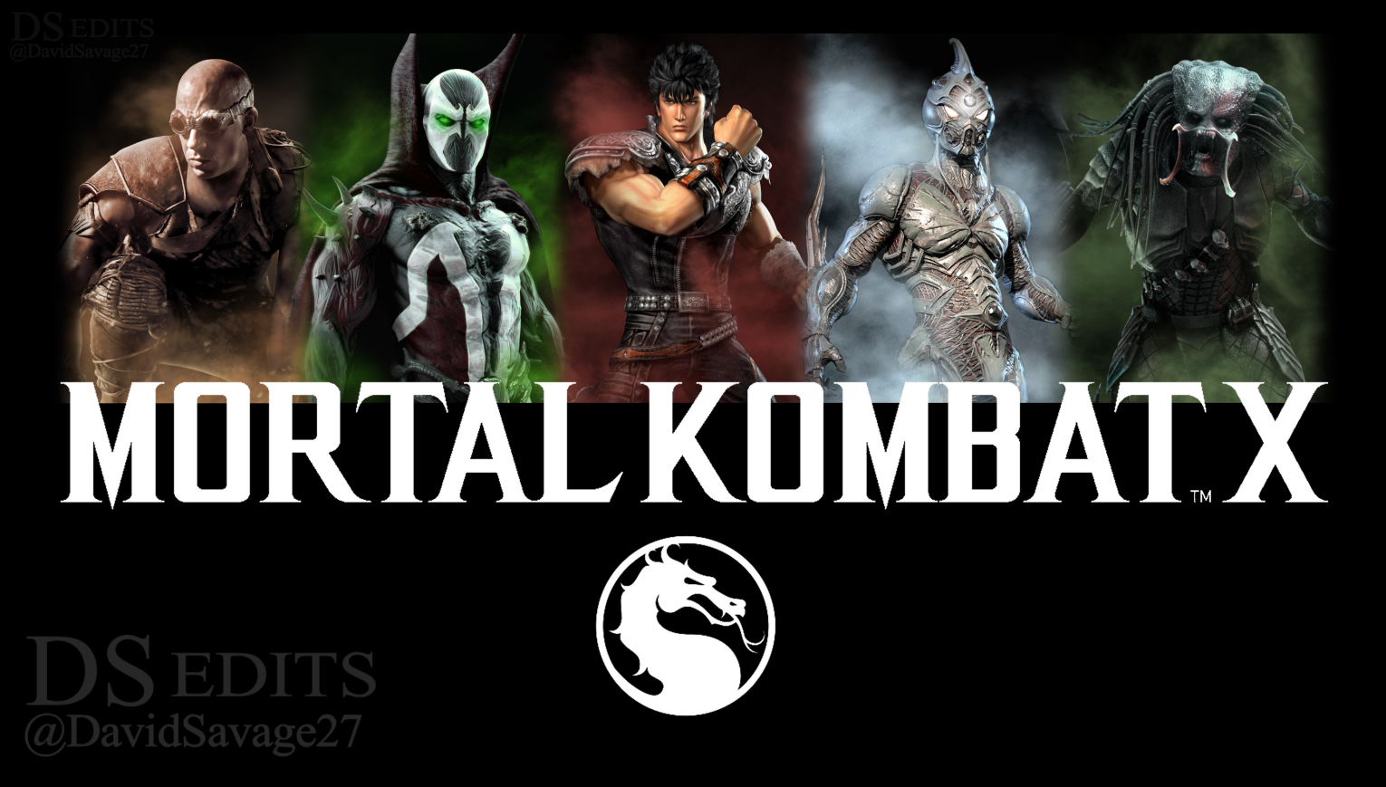 Mortal Kombat X Guest Characters Top 5 by ultimate-savage on