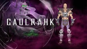 Mortal Kombat Gaulrahk by ultimate-savage