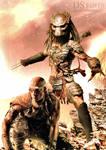 Riddick X Predator