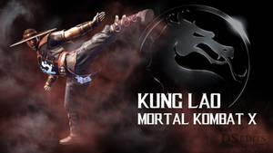 Mortal Kombat X Kung Lao by ultimate-savage