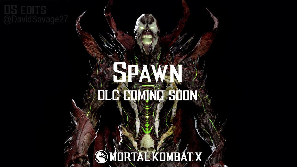 Mortal Kombat X Spawn Dlc By Ultimate Savage On Deviantart