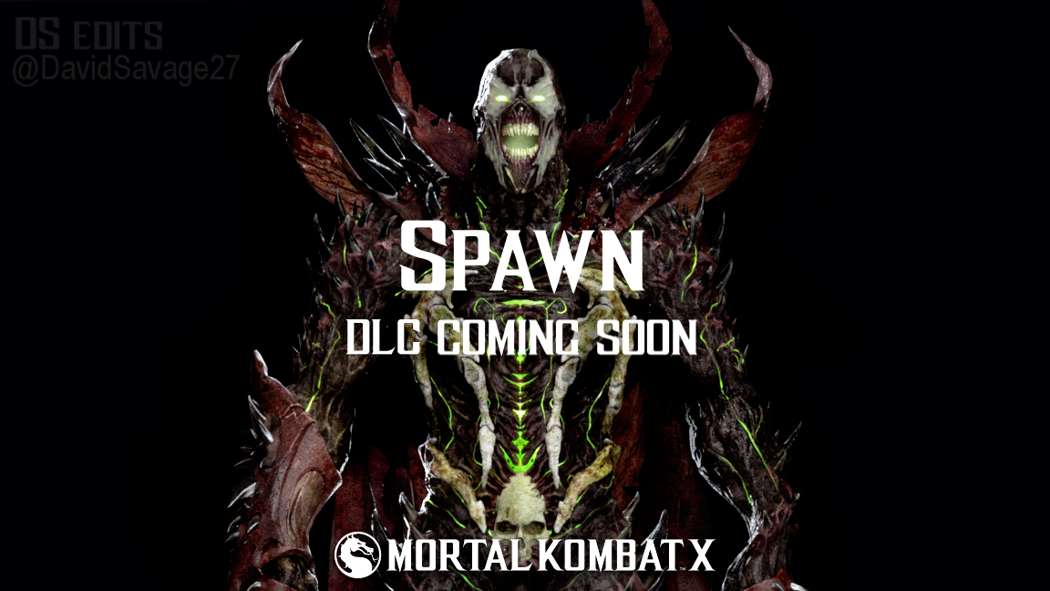 Mortal Kombat X Spawn DLC by ultimate-savage on DeviantArt