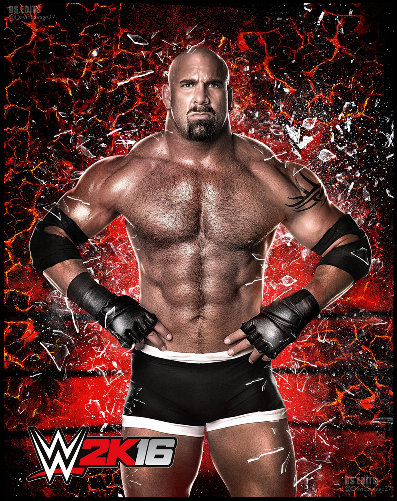 WWE 2K16 custom art