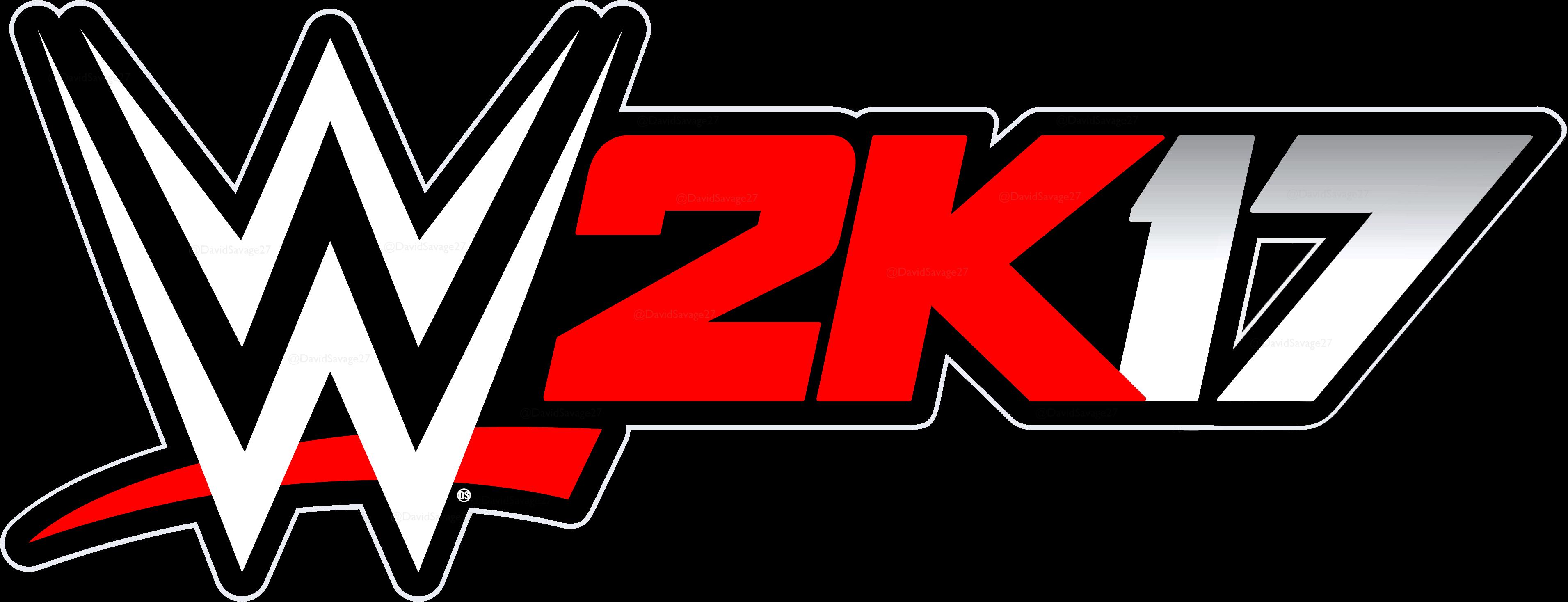 WWE 2K17 Unofficial logo