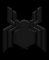 Spider-Man logo - Captain Armerica: Civil War by ultimate-savage