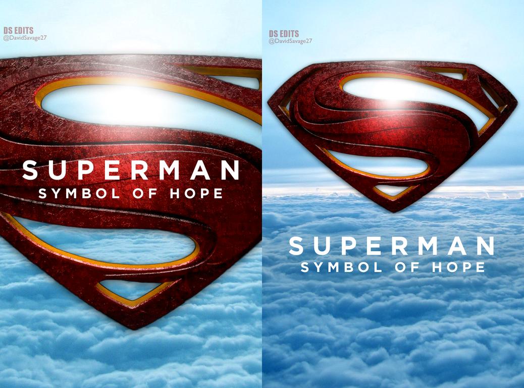 Superman symbol of hope by ultimate savage on deviantart superman symbol of hope by ultimate savage buycottarizona Image collections