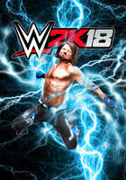 WWE 2K18 Cover by ultimate-savage