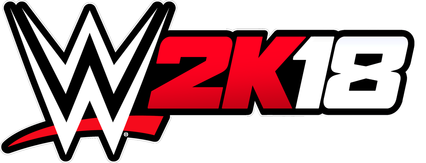 WWE 2K18 Official logo by ultimate-savage on DeviantArt