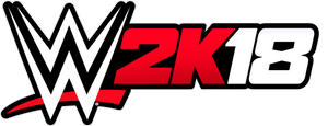 WWE 2K18 Official logo by ultimate-savage