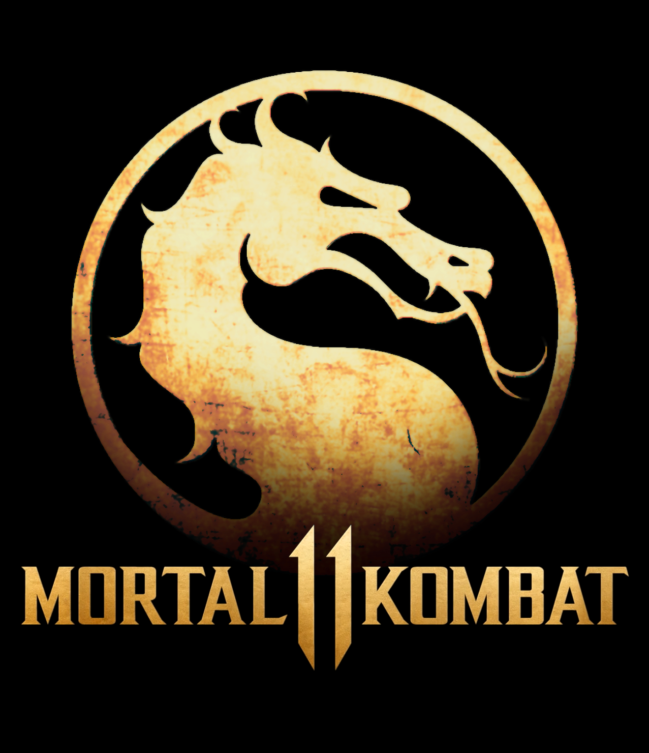Mortal Kombat 11 Cover By Ultimate Savage On Deviantart