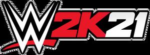 WWE 2K21 logo