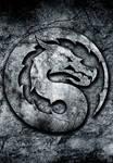 Mortal Kombat Movie 2021 logo re-design